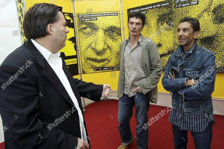 Editorial picture of Switzerland Film Festival Locarno Feature - Aug 2006