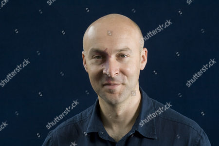 Stock Picture of Christopher Brookmyre