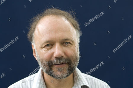 Stock Image of Andrey Kurkov