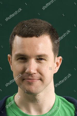 Stock Photo of Alan Bissett