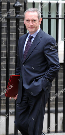 The weekly Cabinet Meeting at Downing Street - Lord Hutton