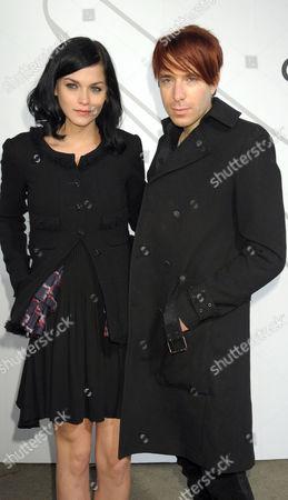 Greg Krelenstein and Leigh Lezark