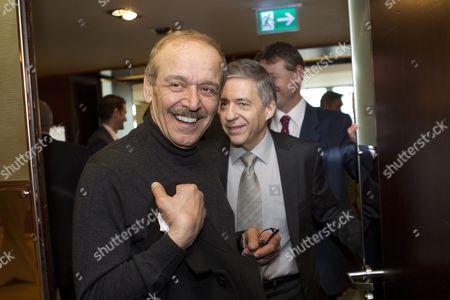 Editorial image of Switzerland Geneva Initiative - Nov 2011