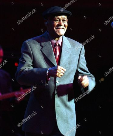 Ibrahim Ferrer of the Legendary Buena Vista Social Club From Cuba Performs on Stage Monday November 24 2003 Ferrer Presented His New Album After a Break of Four Years Switzerland Schweiz Suisse Luzern