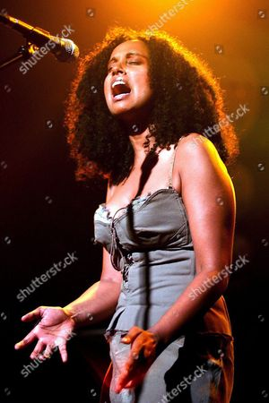 Stock Picture of Indian Born British Singer Susheela Raman Performs at the Miles Davis Hall During the 37th Montreux Jazz Festival in Montreux Switzerland Late Saturday 12 July 2003 Epa Photo/keystone/sandro Campardo Switzerland Schweiz Suisse Montreux