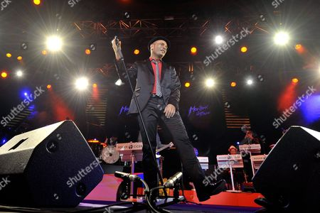 Editorial photo of Switzerland Montreux Jazz - Jul 2010