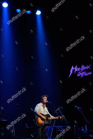 Us Singer and Songwriter Willy Mason Performs on the Stravinski Hall Stage at the 44th Montreux Jazz Festival in Montreux Switzerland 03 July 2010 Switzerland Schweiz Suisse Montreux