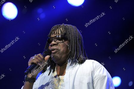 Brazilian Singer Milton Nascimento Performs on the Stage of the Miles Davis Hall During the 42nd Montreux Jazz Festival in Montreux Switzerland 13 July 2008 the Montreux Jazz Festival Runs From July 4 to July 19 Switzerland Schweiz Suisse Montreux