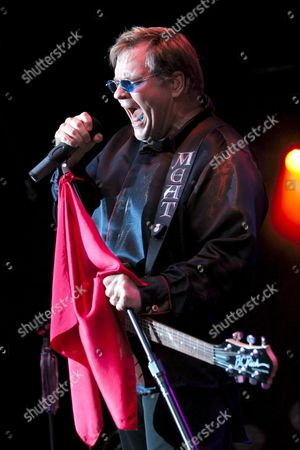 Stock Picture of Meat Loaf Performs on Stage at the Start of His 'Live at Sunset' Concert in Zurich Switzerland Wednesday 20 July 2005 Meat Loaf Born Marvin Lee Aday on September 27 1951 is an American Actor and Rock and Roll Performer who Became Fameous with His Album 'Bat out of Hell' and For His Movie Performances Such As Eddie in 'The Rocky Horror Picture Show' Switzerland Schweiz Suisse Zurich