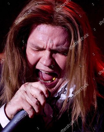 Editorial image of Switzerland Music Meat Loaf - Jun 2007