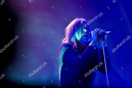 Beth Gibbons Lead Singer of British Band Portishead Performs on the Main Stage During the 36th Paleo Festival in Nyon Switzerland 20 July 2011 the Open-air Music Festival Runs From 19 to 24 July Switzerland Schweiz Suisse Nyon