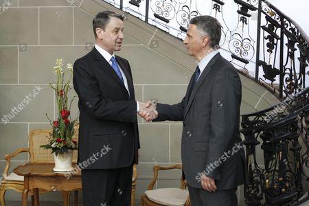 Editorial photo of Switzerland Russia Culture Diplomacy - Feb 2011