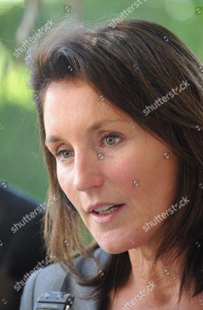 Stock Picture of Cecilia Maria Attias