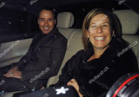 David Furnish and Jo Levine