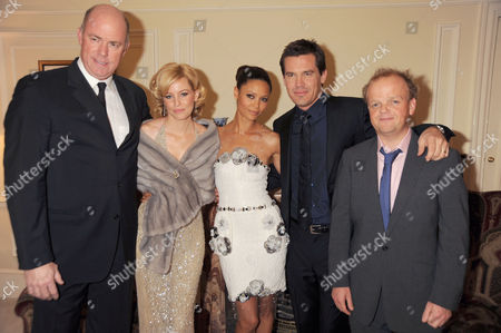 Michael Gaston, Elizabeth Banks, Thandiwe Newton, Josh Brolin and Toby Jones