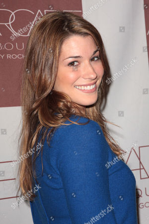 Editorial photo of Grand Opening of Arcade Boutique by Rochelle Gores, Los Angeles, America - 23 Oct 2008