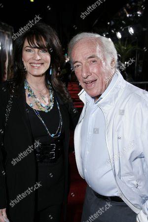 Cynthia Sikes and Bud Yorkin