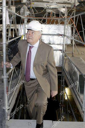 Editorial image of Switzerland Spain Moratinos - Aug 2007