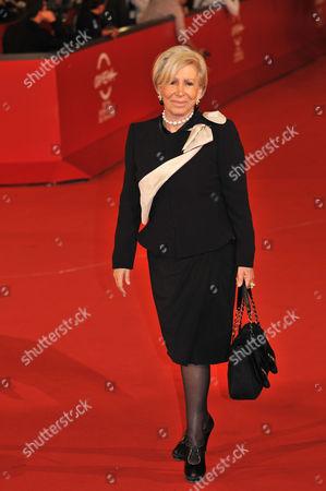 the stylist Anna Fendi