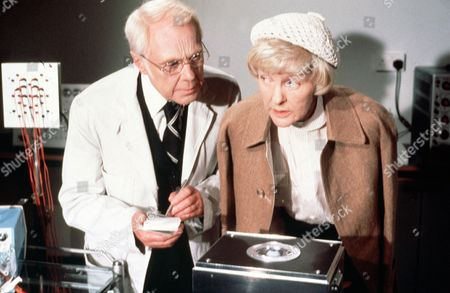 'Tales of the Unexpected'   - 'William and Mary' - Marius Goring and Elaine Stritch