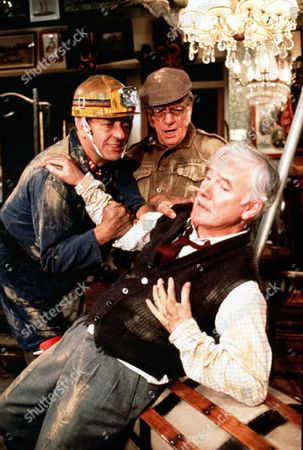 'Tales of the Unexpected' - 'The Moles' -Harry H.Corbett, Bill Owen and Fulton Mackay