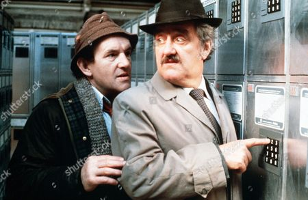 'Tales of the Unexpected'  - 'The Memory Man' - Colin Blakely and Bernard Cribbins
