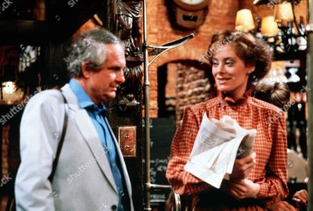 'Tales of the Unexpected' - 'A Man with a Fortune' - Shane Rimmer and Cyd Hayman