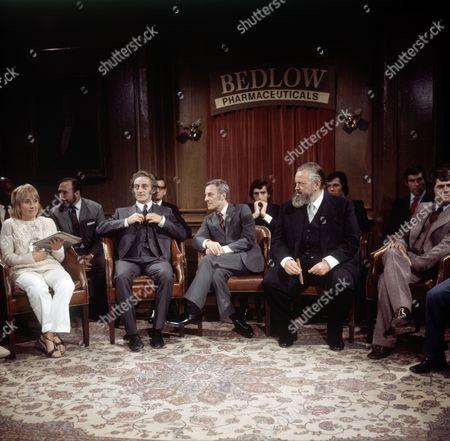 'The Marty Feldman Comedy Machine' - Marty Feldman, Hugh Paddick and Orson Welles