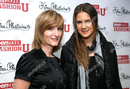 Laura McEwen (Publisher, Teen Vogue), Kira Plastinina