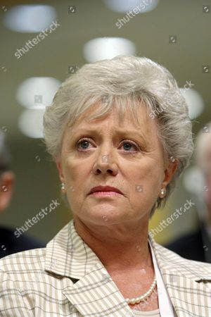 Princess Muna Al Hussein of Jordan Listens to a Speech During the 61st World Health Organization (who) Annual Assembly at the European Headquarters of the United Nations in Geneva Switzerland 20 May 2008 Switzerland Schweiz Suisse Genf Geneve Geneva Ginevra