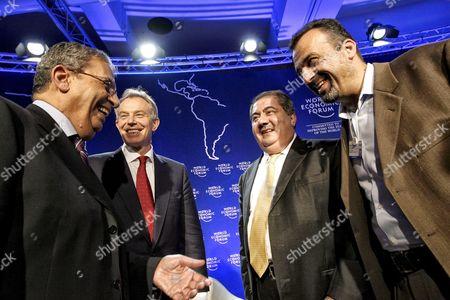Editorial photo of Switzerland World Economic Forum - Jan 2009