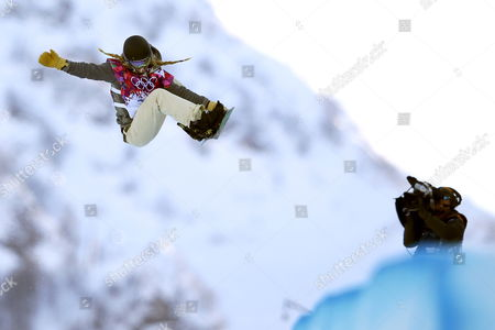 Editorial picture of Russia Sochi 2014 Olympic Games - Feb 2014