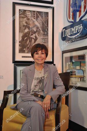 Neile Adams, Steve McQueen's wife