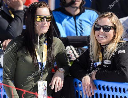 Editorial image of Switzerland Alpine Skiing World Cup - Mar 2016