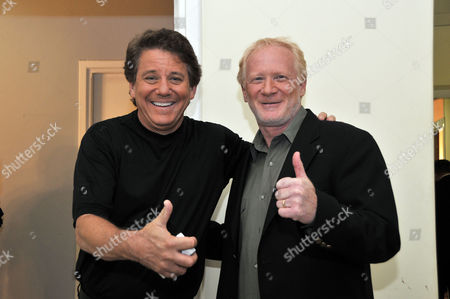 Anson Williams and Donny Most
