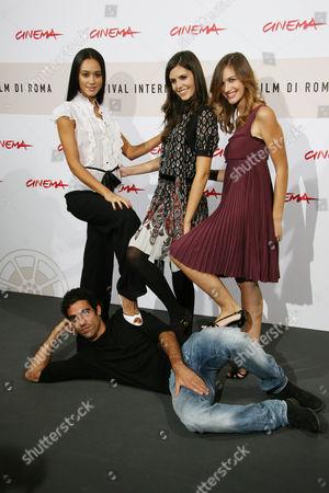 Desireee Noferini, Chiara Chiti, Nadir Caselli and Tommaso Ramenghi