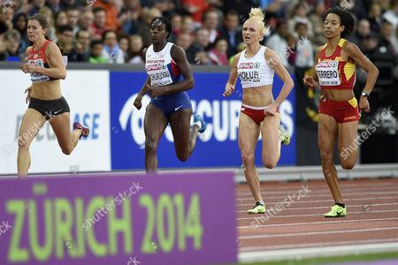 Editorial photo of Switzerland Athletics European Championships - Aug 2014