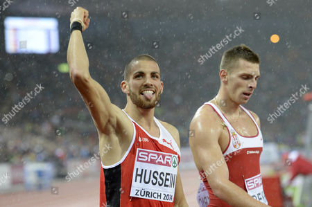 Editorial photo of Switzerland Athletics European Championships - Aug 2014