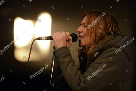 Beth Gibbons Singer of British Band Portishead Performs on the Main Stage During the Caprices Festival in Crans-montana Switzerland 12 March 2013 the Festival Runs Until 16 March Switzerland Schweiz Suisse Crans Montana