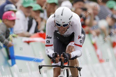 Editorial photo of Switzerland Cycling Tour De Suisse - Jun 2016