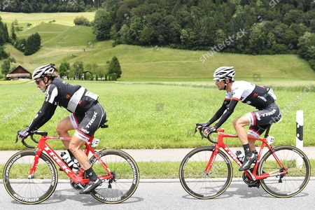Editorial picture of Switzerland Cycling Tour De Suisse - Jun 2016