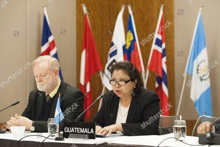 Editorial picture of Switzerland Efta Meeting - Nov 2014