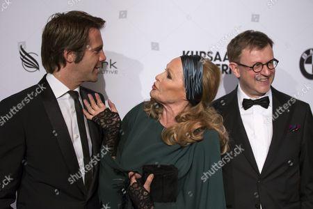 Editorial picture of Switzerland Gala De Berne - Oct 2013