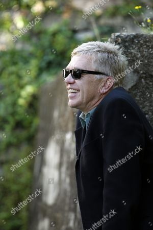 Stock Image of Us Actor Bobby Sommer Poses During the Photocall For the Movie 'Museum Hours' at the 65th Locarno International Film Festival in Locarno Switzerland 08 August 2012 the Festival Runs From 01 to 11 August Switzerland Schweiz Suisse Locarno