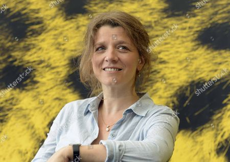 Stock Image of German Film Director Sandra Nettelbeck Poses During the Photocall For the Movie 'Mr Morgan's Last Love' at the 66th Locarno International Film Festival 15 August 2013 in Locarno Switzerland the Event Runs From 07 to 17 August Switzerland Schweiz Suisse Locarno