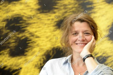 German Film Director Sandra Nettelbeck Poses During the Photocall For the Movie 'Mr Morgan's Last Love' at the 66th Locarno International Film Festival 15 August 2013 in Locarno Switzerland the Event Runs From 07 to 17 August Switzerland Schweiz Suisse Locarno