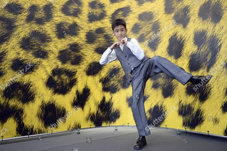 Actor Yang Liang-yu From Taiwan Poses During a Photocall For the Movie 'Shu Jia Zuo Ye' at the 66th Locarno International Film Festival in Locarno Switzerland 16 August 2013 the Event Runs From 07 to 17 August Switzerland Schweiz Suisse Locarno