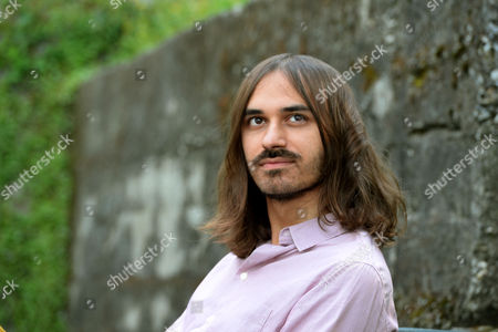Argentinian Director Matias Pineiro Poses During a Photocall For His Movie 'The Princess of France' at the 67th Locarno International Film Festival in Locarno Switzerland 07 August 2014 the Festival Runs From 06 to 16 August Switzerland Schweiz Suisse Locarno