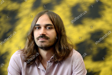 Stock Photo of Argentinian Director Matias Pineiro Poses During a Photocall For His Movie 'The Princess of France' at the 67th Locarno International Film Festival in Locarno Switzerland 07 August 2014 the Festival Runs From 06 to 16 August Switzerland Schweiz Suisse Locarno