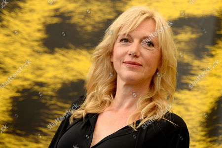Dutch Actress Johanna Ter Steege Poses During a Photocall For 'A La Vie' at the 67th Locarno International Film Festival in Locarno Switzerland 11 August 2014 the Movie is Presented in the Official Competition of the Festival Which Runs From 06 to 16 August Switzerland Schweiz Suisse Locarno
